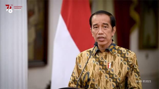 Perpanjang PPKM Level 4, Jokowi Nyatakan Bakal Tingkatkan Bansos