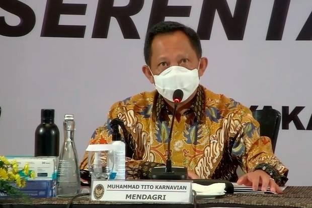 Soal Bansos, Kepala Daerah Mulai Laksanakan Arahan Presiden dan Mendagri