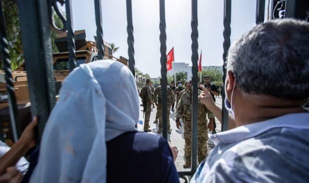 Ikhwanul Muslimin Seru Rakyat Tunisia Mulai Dialog Serius