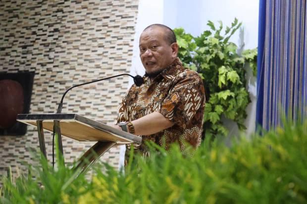 Ketua DPD RI Minta Pemerintah Tekan Angka Kematian Pasien Covid-19