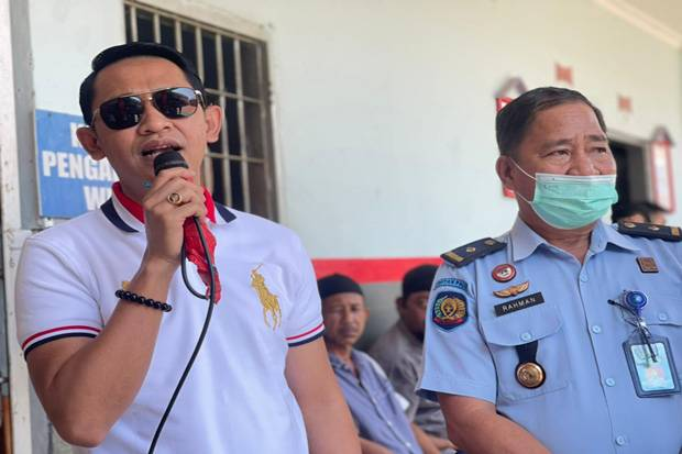 Anggota DPD RI Minta Kasus Calon Bintara Rafael Malalangi Ditelusuri