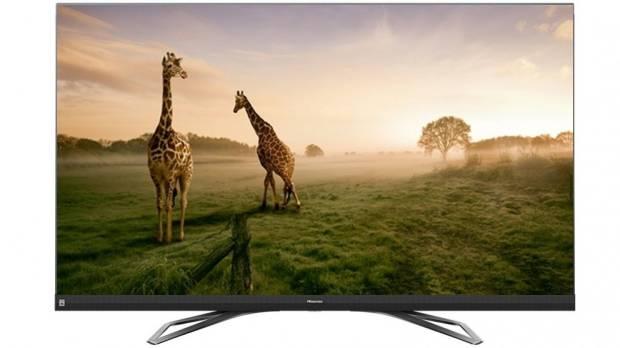 HiSense Hadirkan ULED 4K Smart TV