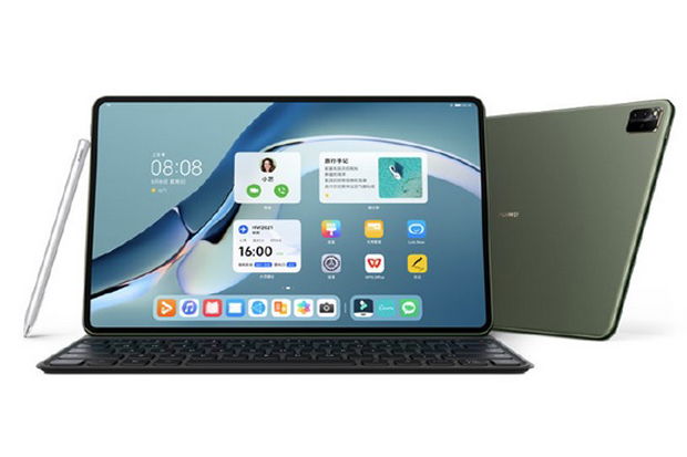 Huawei MatePad Pro 12.6 Kini Dibekali Ruang Penyimpanan hingga 512GB