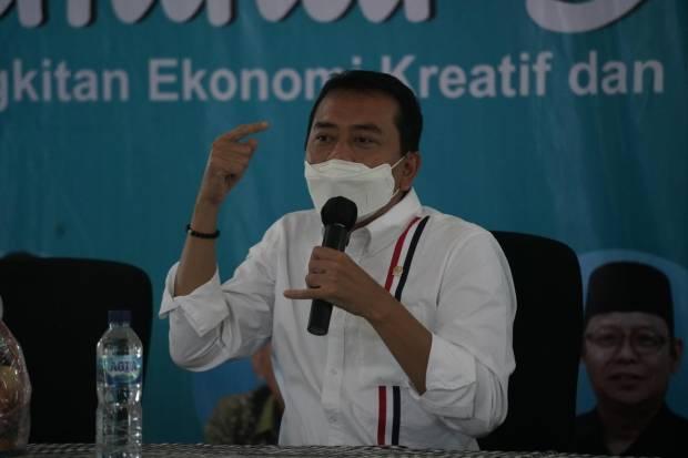 Cetak Sejarah, Ketua Komisi X Ajak Indonesia Doakan Gresya/Apriyani