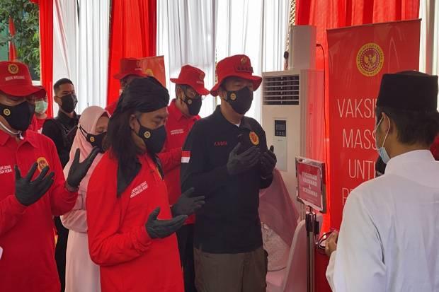 BIN Siapkan 7.000 Vaksinasi dan 7.000 Bansos di Banten, Jabar, dan Jatim