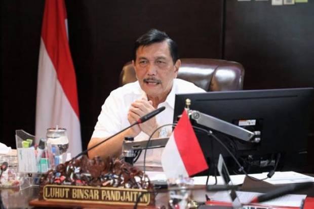 PPKM Level 4 Diperpanjang, Luhut: Politikus Tolong Tidak Berkomentar