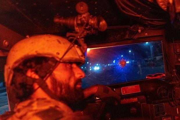 Pasukan Khusus Afghanistan Habisi 38 Taliban yang Hendak Serbu Penjara