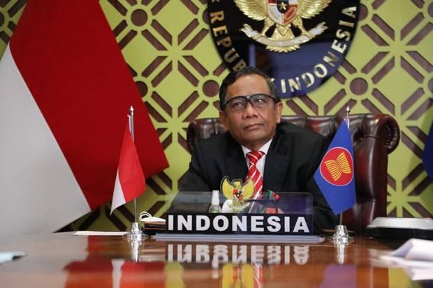 Mahfud MD Dorong Kerja Sama ASEAN untuk Mencegah Ekstremisme