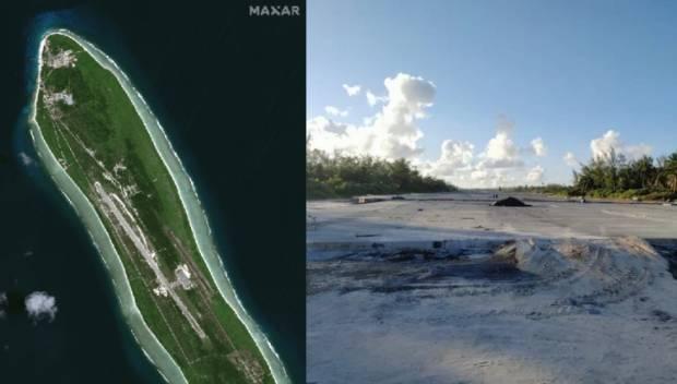 Bukti Ungkap Pangkalan Militer Rahasia India di Pulau Mauritius