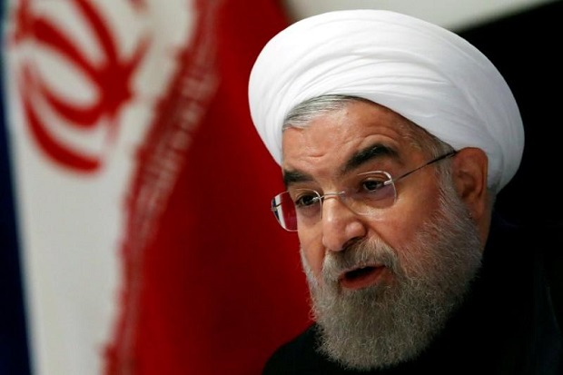 Presiden Rouhani Akhirnya Akui Mossad Israel Curi Arsip Nuklir Iran