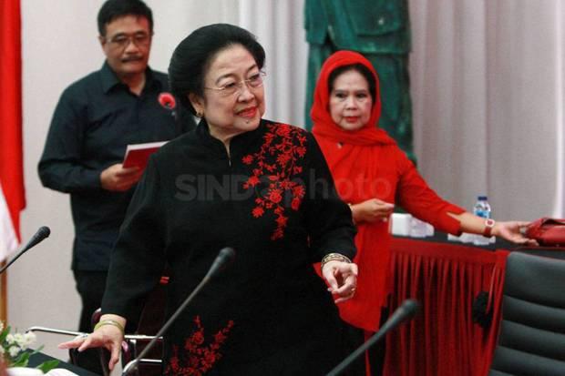 Megawati Ngaku Lelah Jadi Ketum PDIP, Ini Kata Kadernya