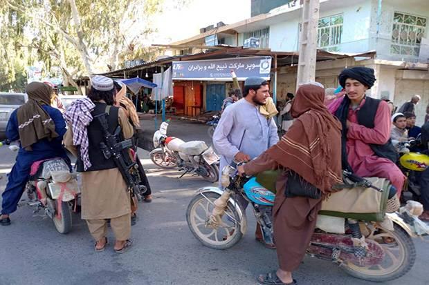Anggota Taliban Datangi Bank di Afghanistan, Paksa Karyawan Wanita Berhenti Bekerja