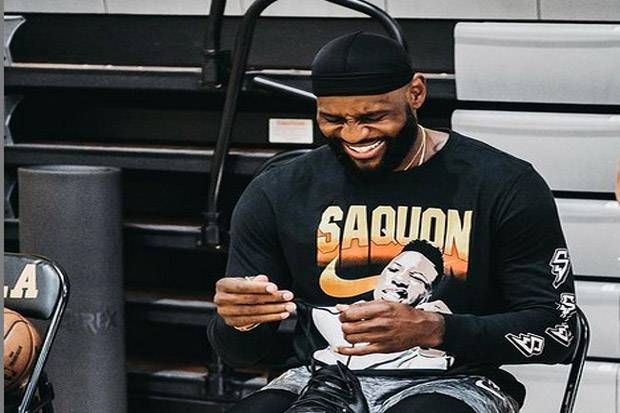 Dikalahkan Durant dan Giannis Antetokounmpo, LeBron James Sindir Survei Pemain Terbaik NBA