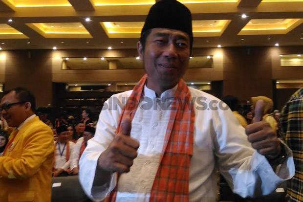 Haji Lulung Dikabarkan Kembali ke PPP, Ketua DPP: Memang Habitatnya