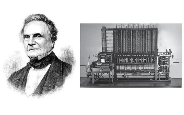 Charles Babbage Penemu Komputer Penentu Kemajuan Teknologi Digital