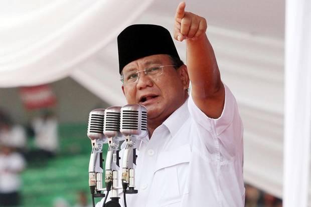 Survei ASI: Prabowo Subianto Masih Jadi Capres Potensial 2024