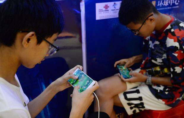Larangan Bermain Game di China Berlaku, Pedagang-pedagang Akun Bermunculan