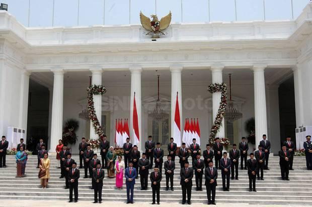 Istana Tegaskan Tidak Ada Rencana Reshuffle Kabinet