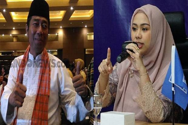 Haji Lulung vs Putri Zulhas, Siapa Dapat Tiket Pilkada DKI Jakarta?