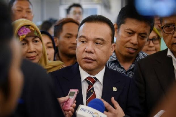 Wacana Reshuffle, Sufmi Dasco Dianggap Layak Jadi Menko Polhukam