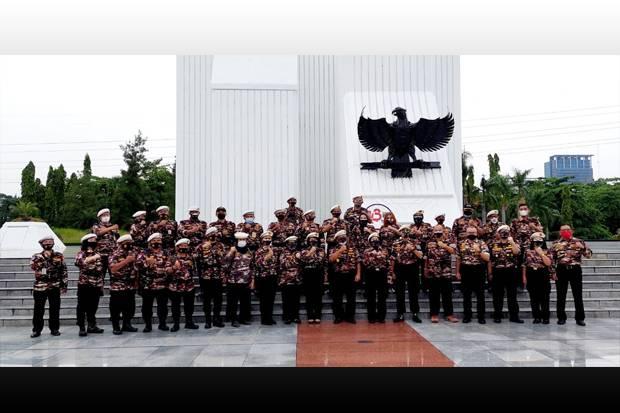 HUT ke-43, FKPPI Konsolidasi untuk Optimalkan Pengabdian Pada Negara
