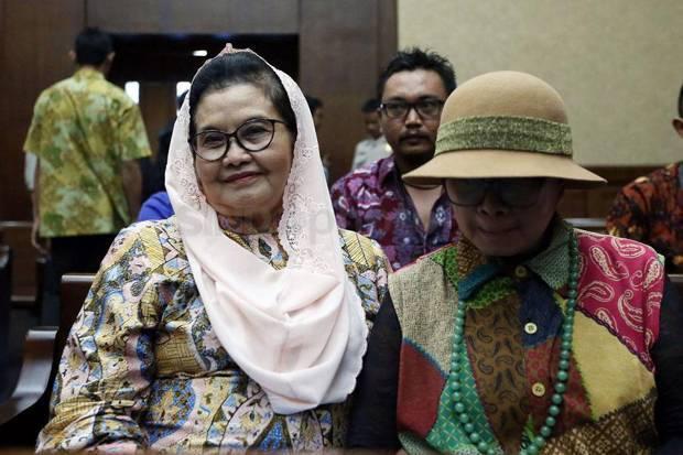 Siti Fadilah Supari: Indonesia Tak Mendapat Manfaat dari Laboratorium Namru
