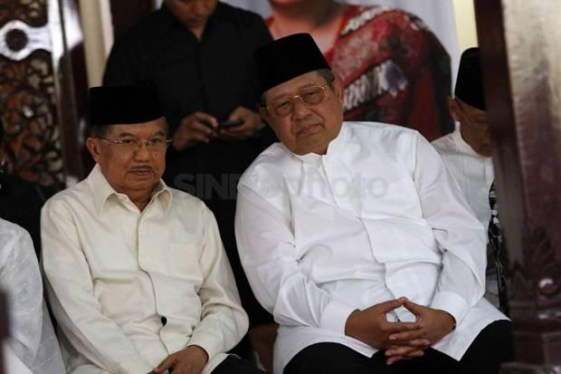 Termasuk SBY-JK, 3 Menteri Megawati Ini Mundur Jelang Pilpres 2004