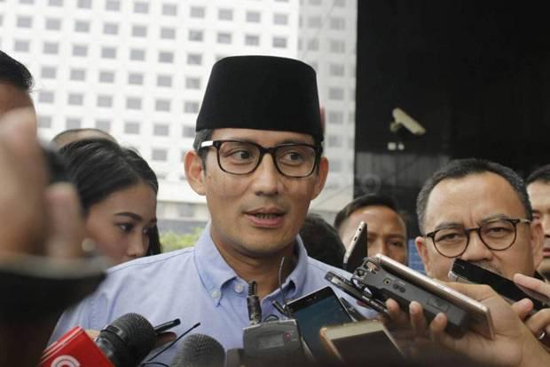 Iwan Fals: Hayo, Mau Enggak Bang Sandi Jadi Presiden