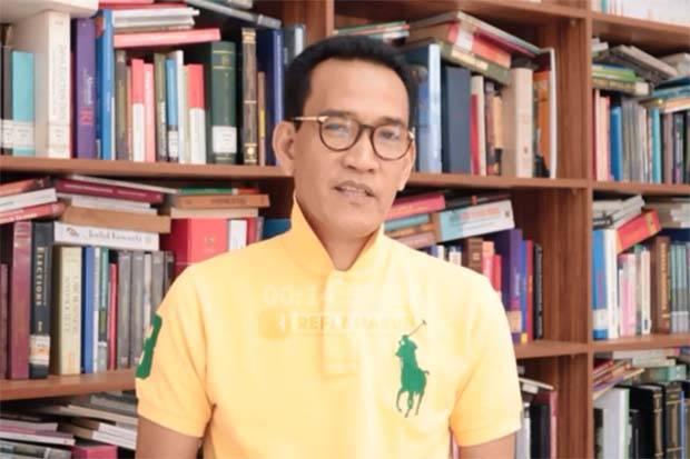 Harta Pejabat Bersemi di Masa Pandemi, Refly Harun: Mental Umar bin Khattab Sulit Ditiru