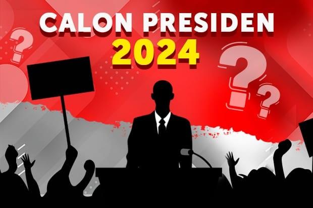 2024 Pertarungan Capres dari Klaster Ketua Partai Dinilai Paling Berpeluang