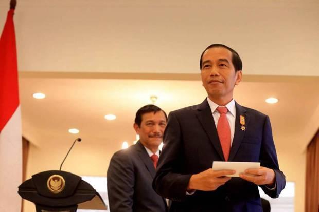 Jokowi Teken PP Baru Disiplin PNS, Begini Isinya