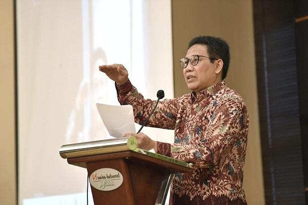 Abdul Halim Bersyukur Kemendes PDTT Raih WTP Lima Kali Beruntun