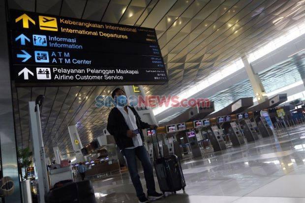 Pintu Internasional Diperketat, Masuk Indonesia Hanya Boleh lewat Sini