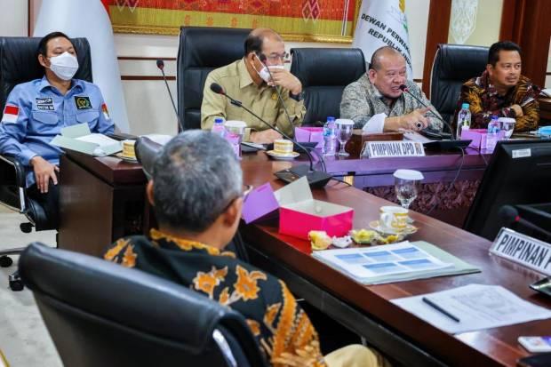 Perkuat Realisasi Serapan, PURT DPD RI Bahas Refocusing Anggaran
