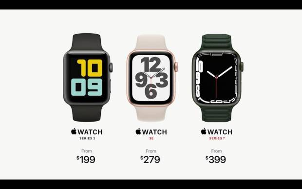 Apple Watch 7 Meluncur, Tampil Segar dan Layar Lebih Luas