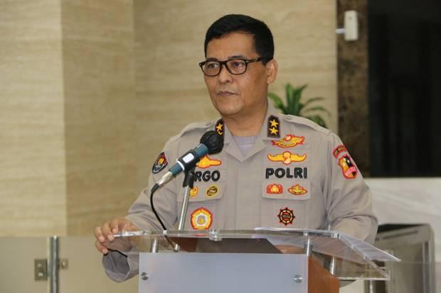 Kapolri Instruksikan Seluruh Polda Humanis Sikapi Aspirasi Warga saat Kunjungan Presiden
