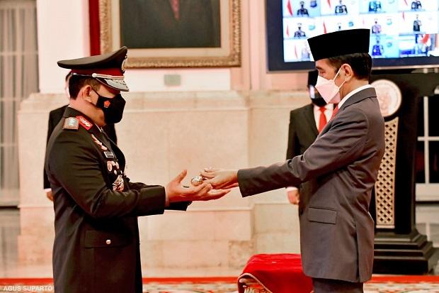 Jokowi dan Kapolri Dianggap Sosok yang Sangat Menghargai Demokrasi