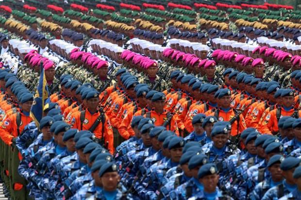 Panglima TNI Mutasi 150 Perwira Tinggi, Ini Daftar Lengkapnya