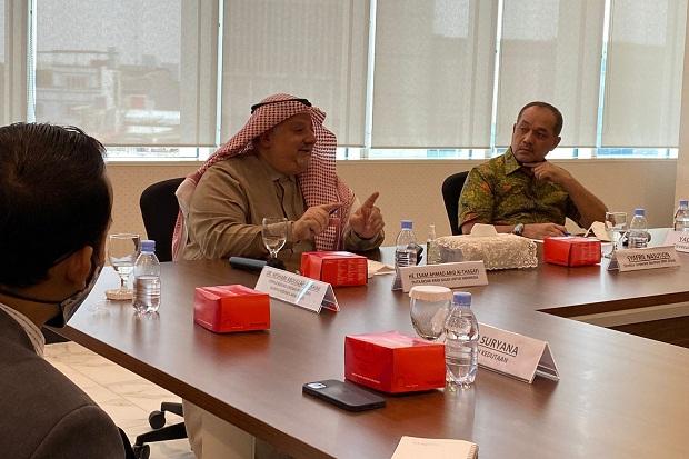 Kunjungi MNC Group, Dubes Arab Saudi: Jamaah Haji dan Umrah Diperbolehkan Vaksin Sinovac
