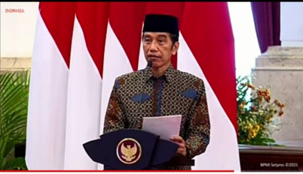 Jokowi: Vaksinasi Door to Door untuk Sisir Masyarakat Agar Dapat Vaksin