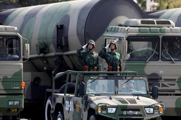 AS, Australia dan Inggris Bentuk Aliansi Pertahanan Nuklir untuk Lawan China