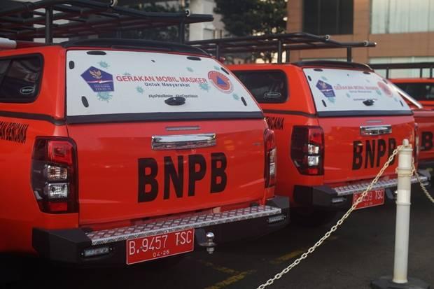 Gerakan Mobil Masker untuk Masyarakat Menyambangi 10 Kecamatan di Pangandaran