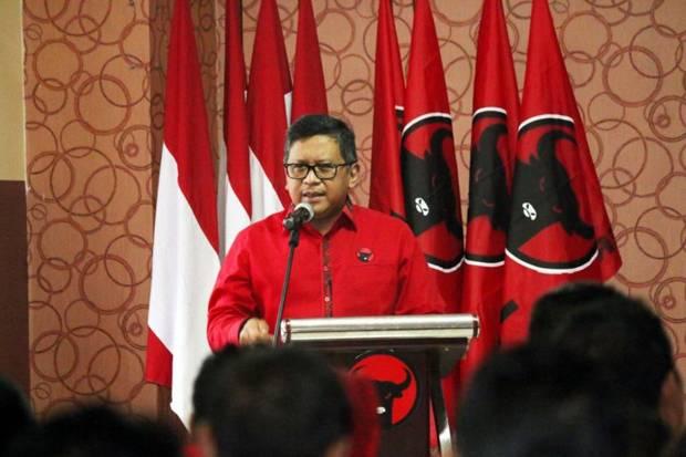 Hasto Tegaskan PDIP Tolak Jabatan Presiden Tiga Periode
