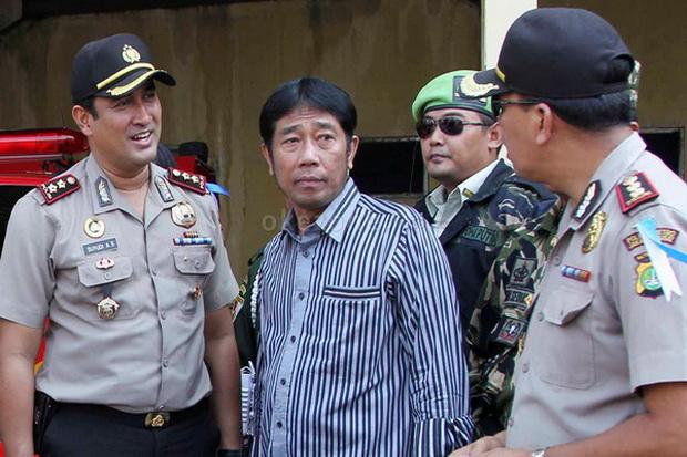 Balik ke PPP, Haji Lulung Singgung Propaganda Politik Identitas di Pidatonya