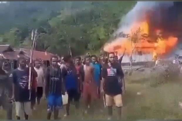 Komnas HAM Papua Tegaskan Serangan KKB ke Nakes Tidak Bisa Dibenarkan