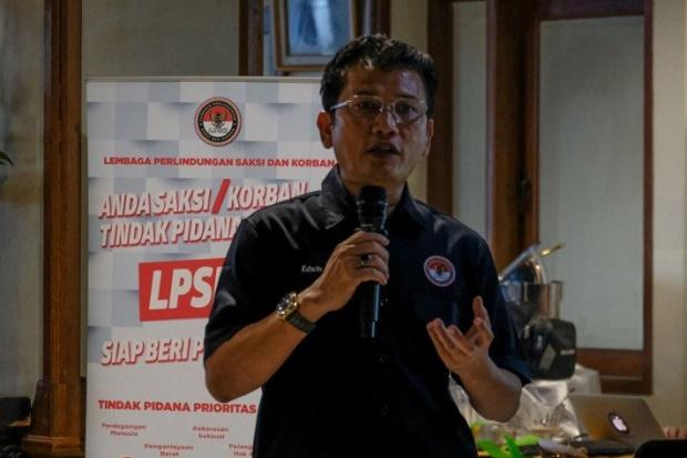 Sambangi Korban Pelecehan Seksual di KPI, LPSK Lakukan Pendalaman Kasus