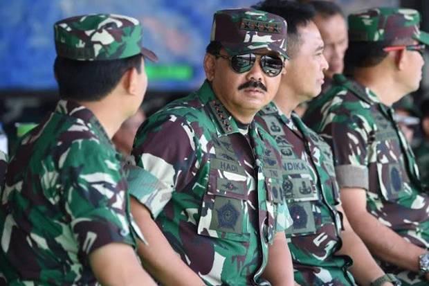 DPR Ungkap Dua Calon Kuat Panglima TNI Pengganti Hadi Tjahjanto
