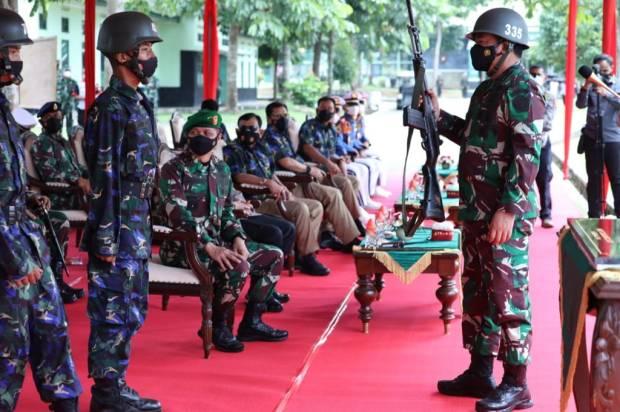 Reuni Taruna Seangkatan, Panglima TNI Kenang Dihukum Pakai Helm Tanpa Bagian Dalam