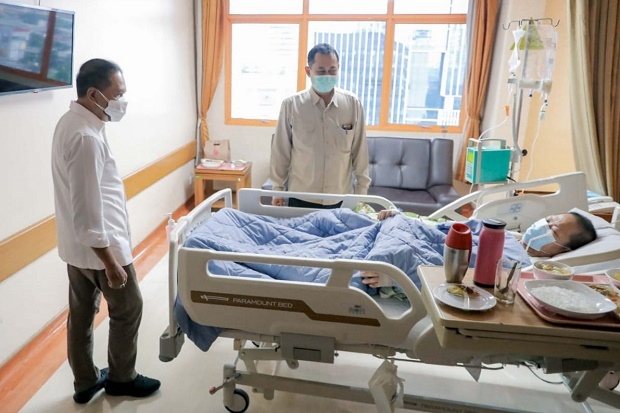 Verawaty Fajrin Sakit Kanker, Jokowi Beri Bantuan Rp100 Juta
