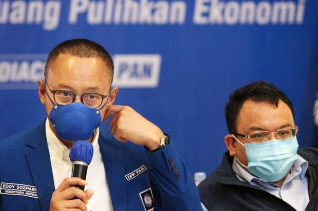 Sekjen PAN Dukung Usulan Masa Kampanye Pileg Dipersingkat